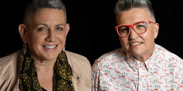 Angie WEst and Jac Nunns talk about QUEERBEE